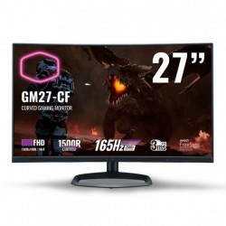 "Cooler Master 27"" GM27-CF LED Curved (CMI-GM27-CF-EU)"