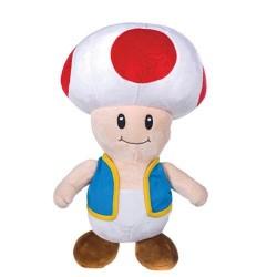 Plüss Nintendo Figur Toad Plüsch 25cm