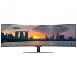 """LC Power 49"""" LC-M49-DFHD-144-C LED Curved"""