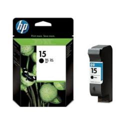 HP Druckkopf mit Tinte Nr 15 schwarz 25ml (C6615DE)