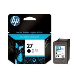 HP Druckkopf mit Tinte Nr 27 schwarz (C8727AE)