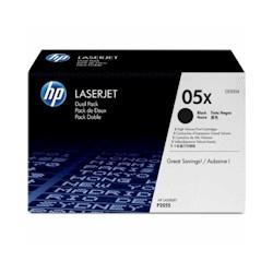 HP Toner 05X schwarz (CE505X)
