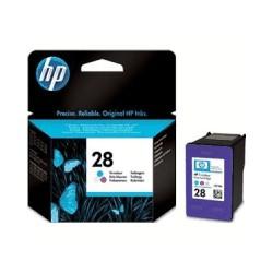 HP Druckkopf mit Tinte Nr 28 farbig (C8728AE)