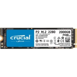Crucial 2TB M.2 2280 NVMe P2 Series CT2000P2SSD8