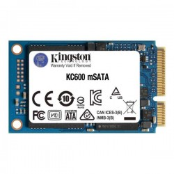 Kingston 512GB mSATA KC600 (SKC600MS/512G)